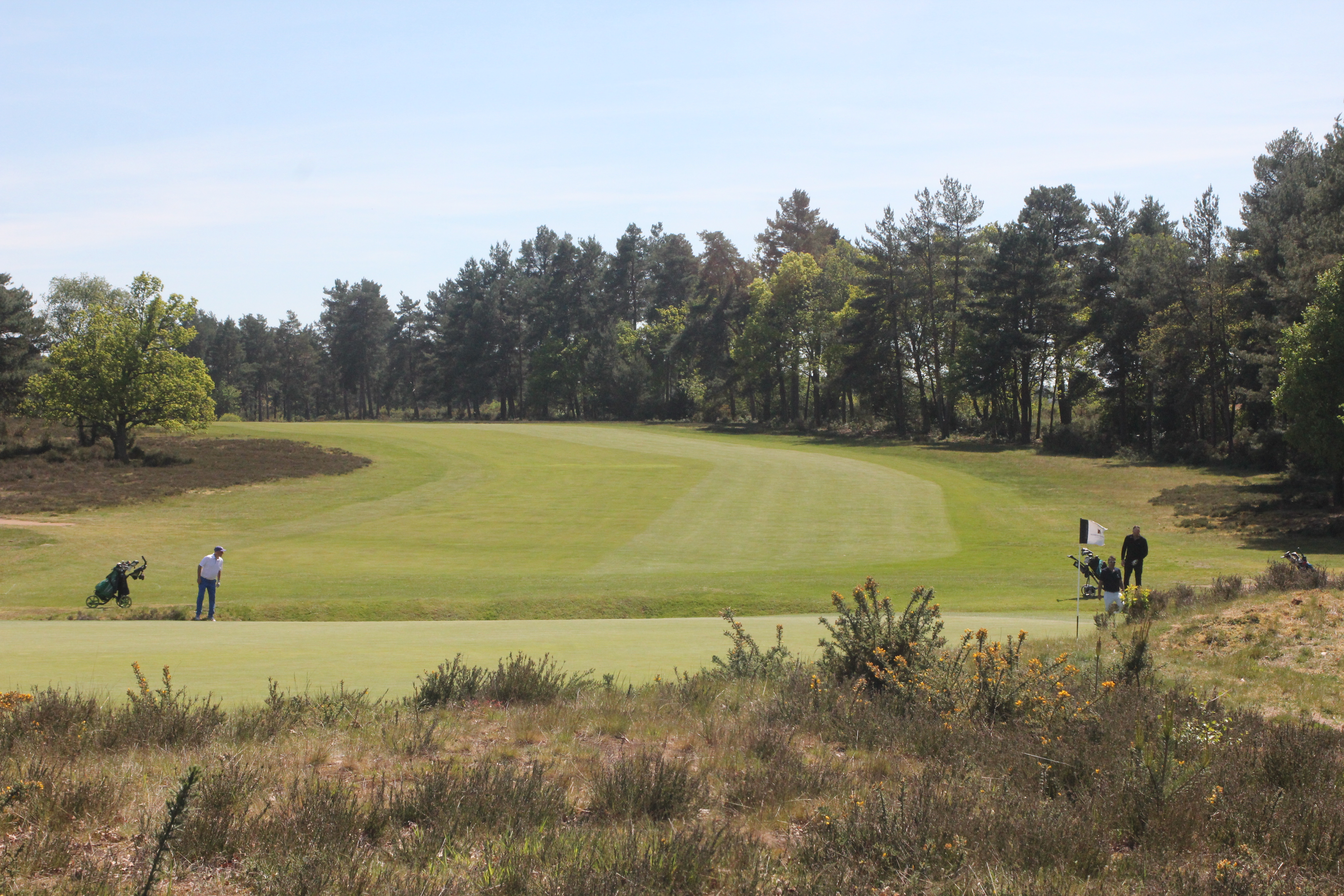 Another great day at Hankley Common GC
