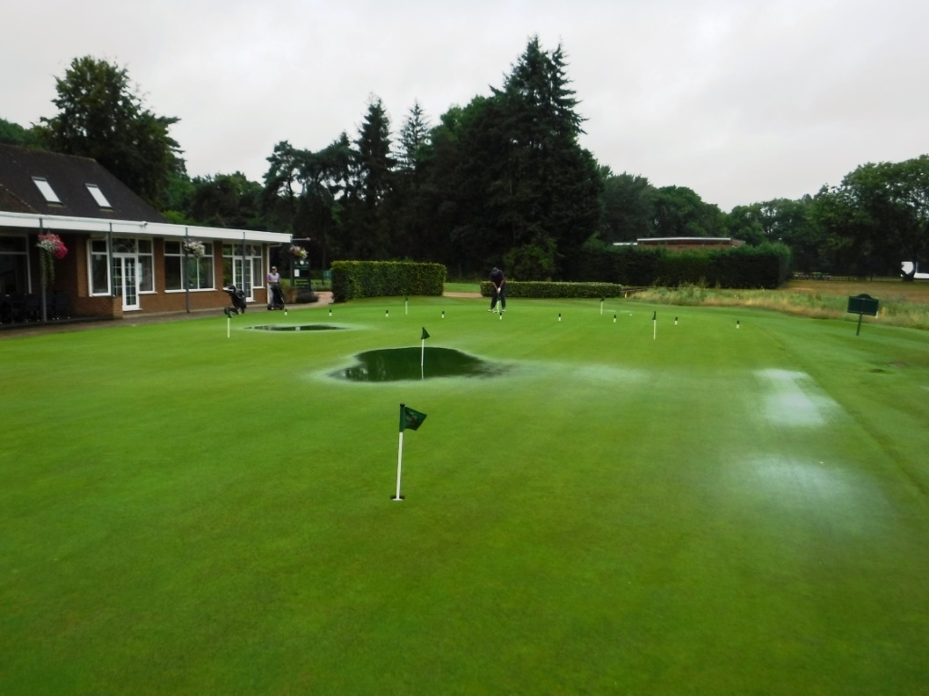 Match versus the Liberal Club Golf Circle