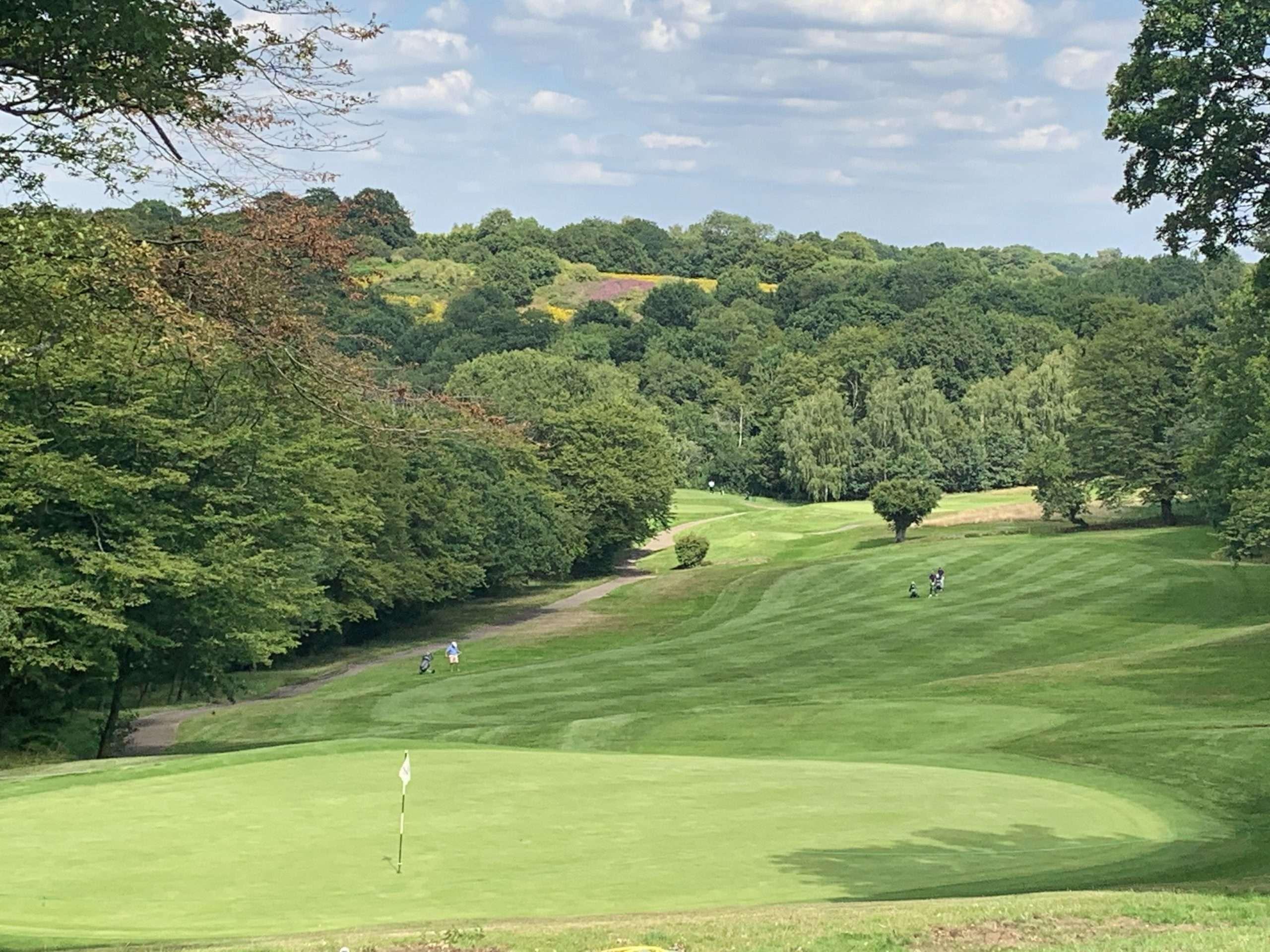 Golf at last! Match drawn v Liberal Circle
